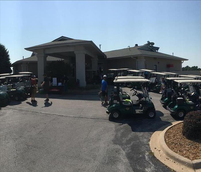 2017 SERVPRO of Springfield/Greene Count Golf Tournament