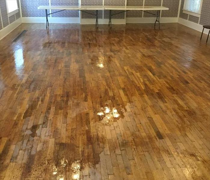 Commercial Water Damage Springfield Missouri