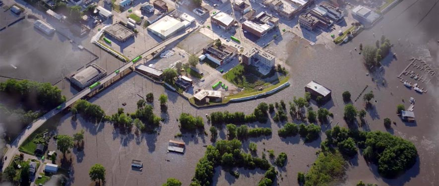 Springfield, MO commercial storm cleanup